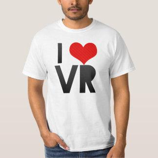 I Love VR Shirt