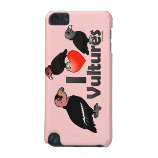 I Love Vultures (North America) iPod Touch 5G Cover