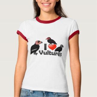 I Love Vultures (North America) Tee Shirt