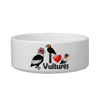 I Love Vultures (South America) Bowl