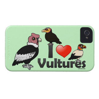 I Love Vultures (South America) iPhone 4 Cover