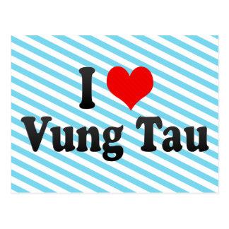 I Love Vung Tau, Viet Nam Postcard