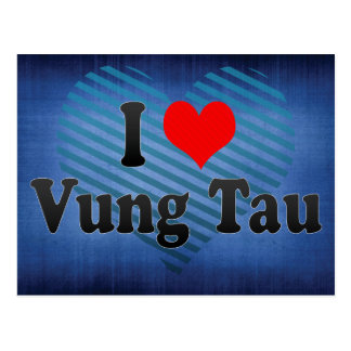 I Love Vung Tau, Viet Nam Post Card