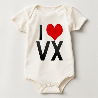I Love VX Baby Creeper