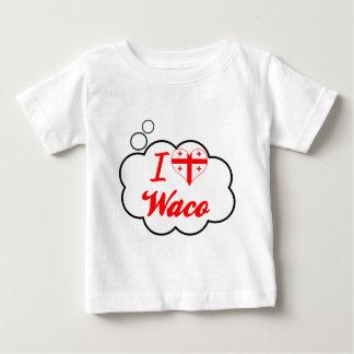 I Love Waco, Georgia Tee Shirt