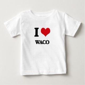 I love Waco Tshirt