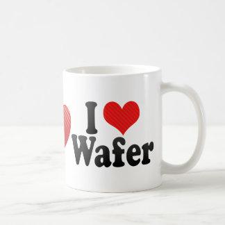 I Love Wafer Coffee Mug