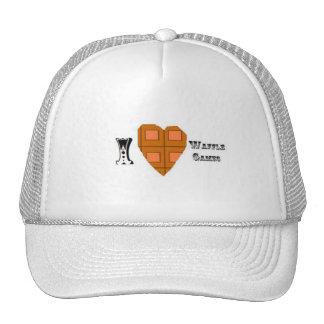 """I Love Waffle Games"" hat"