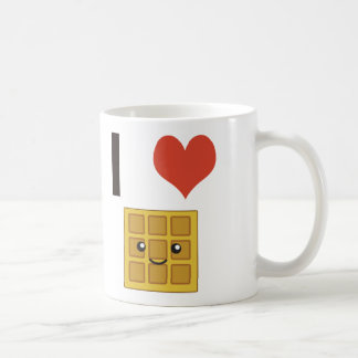 I love Waffles Coffee Mug