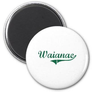 I Love Waianae Hawaii Fridge Magnet