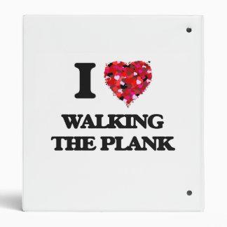 I love Walking The Plank Binder