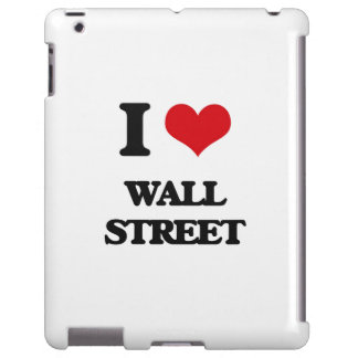I love Wall Street