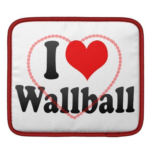 I love Wallball Sleeves For iPads