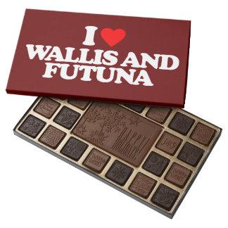 I LOVE WALLIS AND FUTUNA ASSORTED CHOCOLATES