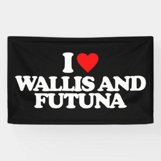 I LOVE WALLIS AND FUTUNA BANNER