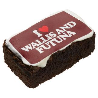 I LOVE WALLIS AND FUTUNA BROWNIE
