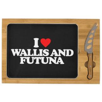 I LOVE WALLIS AND FUTUNA CHEESE PLATTER