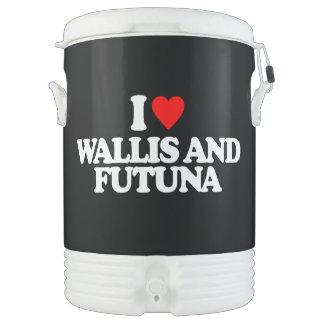 I LOVE WALLIS AND FUTUNA COOLER