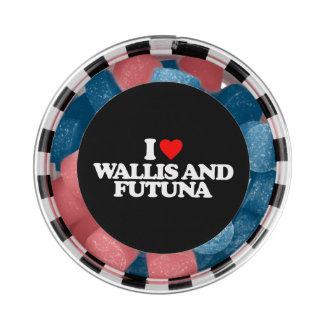 I LOVE WALLIS AND FUTUNA GUM