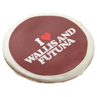 I LOVE WALLIS AND FUTUNA SUGAR COOKIE