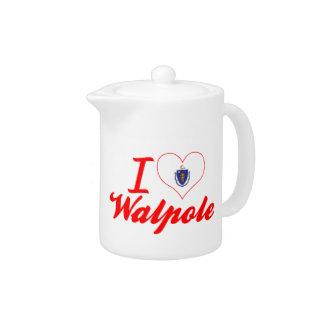 I Love Walpole, Massachusetts