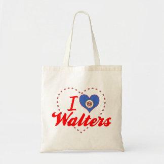 I Love Walters, Minnesota Tote Bag
