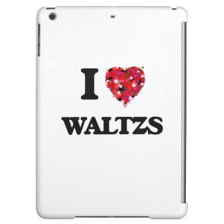 I love Waltzs Case For iPad Air