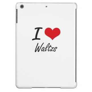I love Waltzs iPad Air Covers