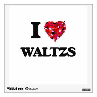 I love Waltzs Wall Decor