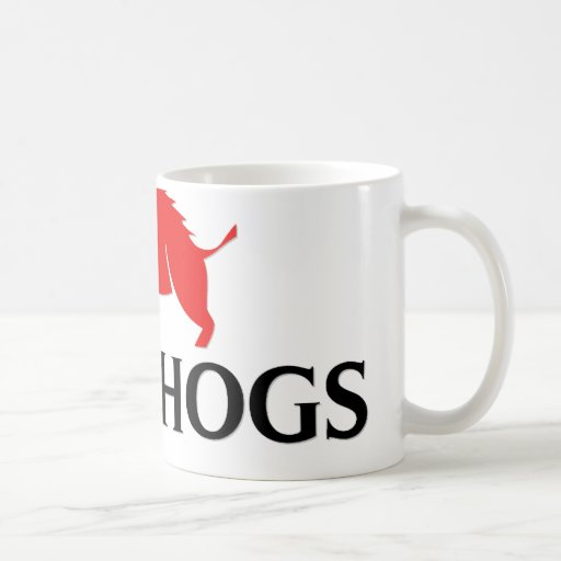 I Love Warthogs Classic White Coffee Mug