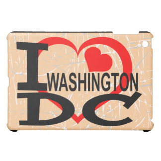 I love Washington  D.C iPad Mini Case