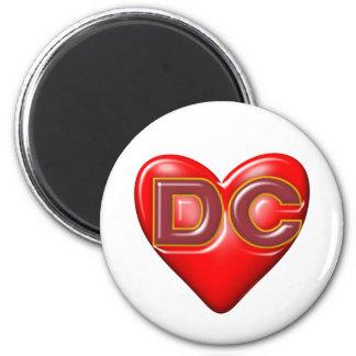 I Love Washington DC Refrigerator Magnet
