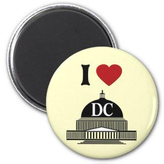 I Love Washington DC Fridge Magnet