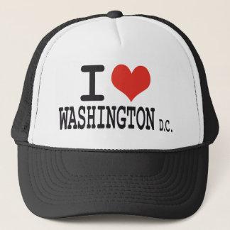 I love Washington dc Trucker Hat