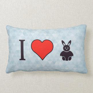 I Love Watching Bugs Bunny Pillow