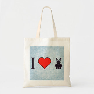I Love Watching Bugs Bunny Tote Bag