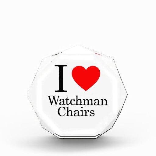 I Love Watchmen Chairs Awards