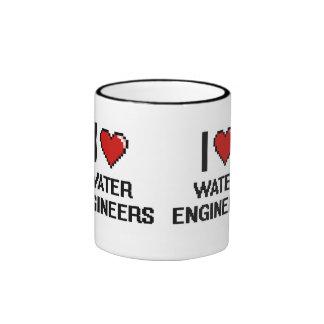 I love Water Engineers Ringer Mug