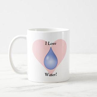 I Love Water! Mug