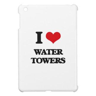 I love Water Towers iPad Mini Cases