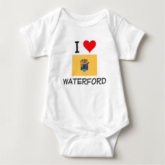 I Love Waterford New Jersey Infant Creeper
