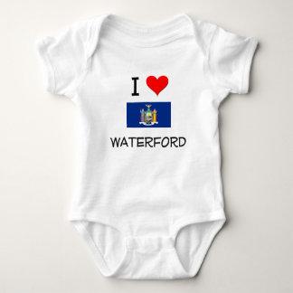 I Love Waterford New York Tee Shirt
