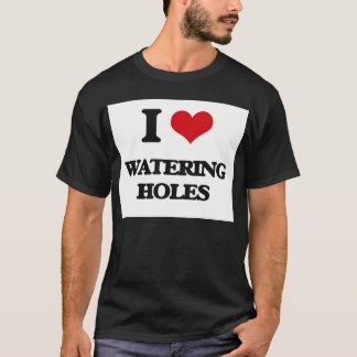 I love Watering Holes T-Shirt