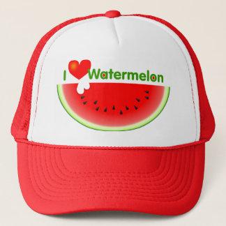 I Love Watermelon Hat