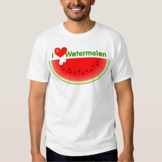 I Love Watermelon T-Shirt