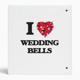 I love Wedding Bells Binder