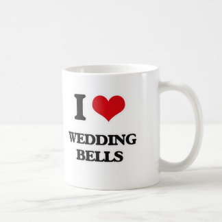 I Love Wedding Bells Coffee Mug