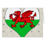I Love Welsh Greeting Cards