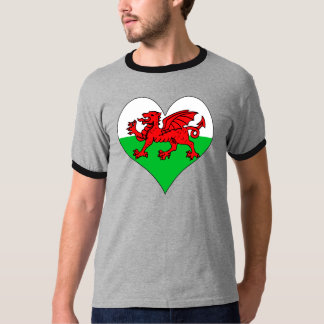 I Love Welsh Shirt