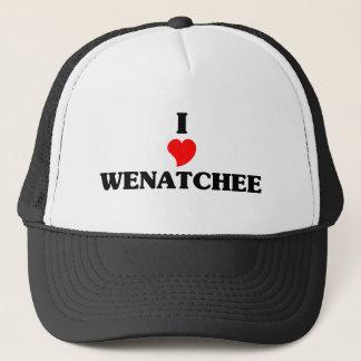 I love Wenatchee Trucker Hat